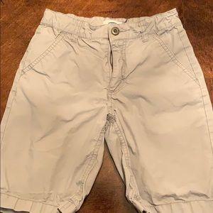 Old Navy boys shorts gray